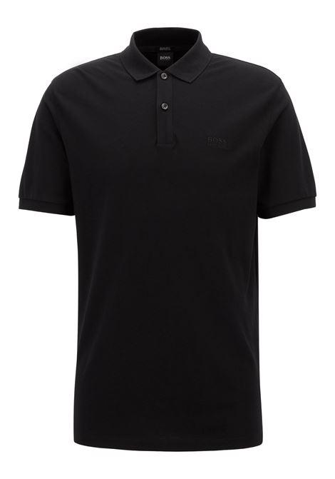 Polo regular fit in piqué elegante BOSS | Polo | 50303542001