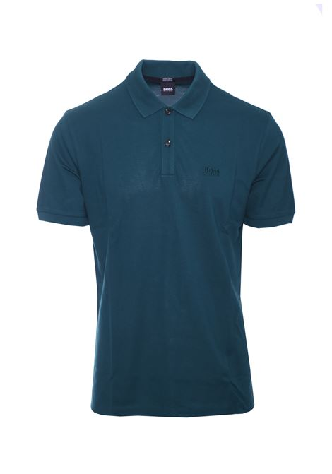 Regular fit polo shirt in elegant piqué BOSS | Polo Shirts | 50303542345
