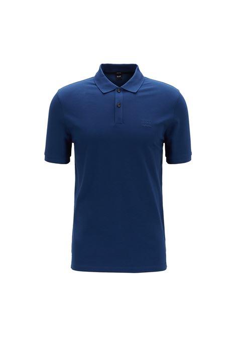 Polo regular fit in piqué elegante. BOSS | Polo | 50303542419