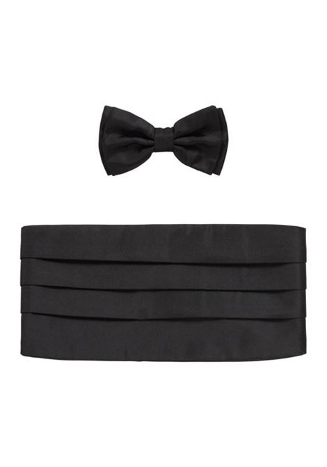 Set consisting of bow tie and silk sash BOSS | Tie | 50307920001