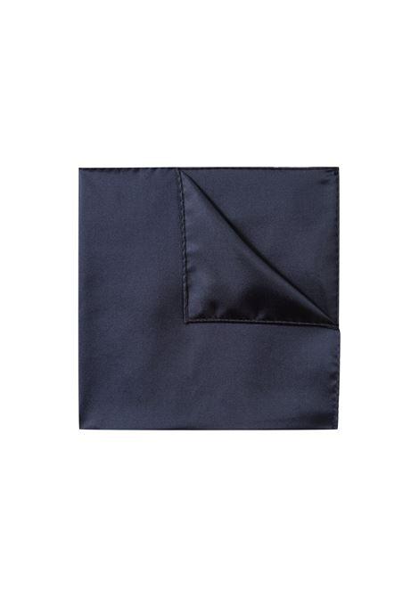 Pocket square in refined silk twill HUGO | Pochette | 50312614401