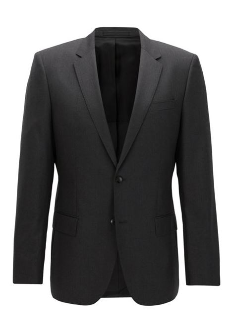 Slim fit jacket in virgin wool BOSS | Blazers | 50318498C021