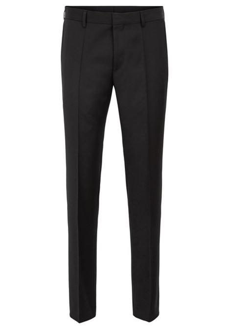 Pantaloni slim fit in pura lana vergine BOSS | Pantaloni | 50318499001