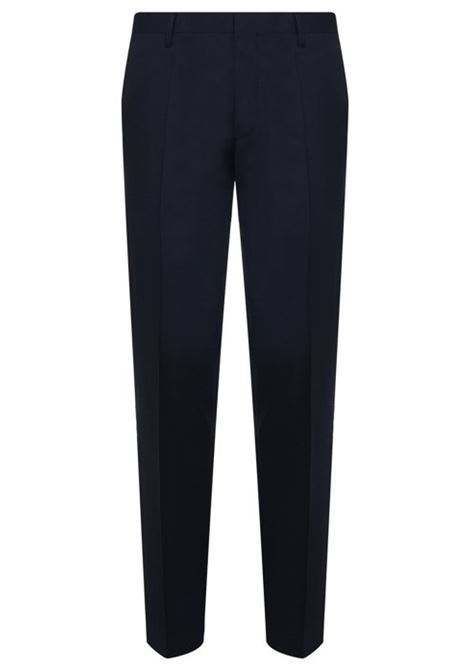 Slim-fit trousers in pure virgin wool. HUGO BOSS BOSS | Trousers | 50318499401