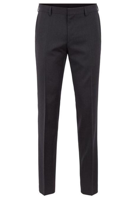 Pantaloni slim fit in pura lana vergine BOSS | Pantaloni | 50318499C021