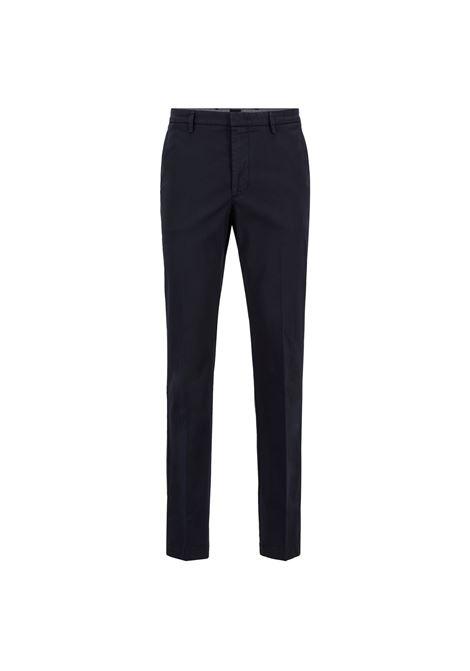 Chino slim fit cotone elasticizzato. HUGO BOSS HUGO BOSS | Pantaloni | 50325948402
