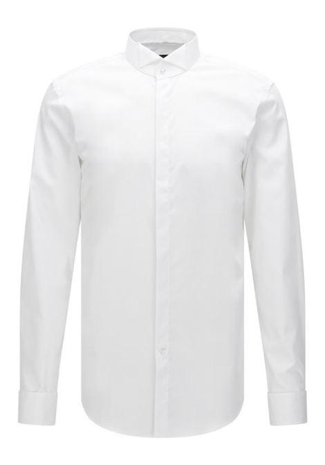 Camicia business slim fit in puro cotone HUGO BOSS | Camicie | 50327676100