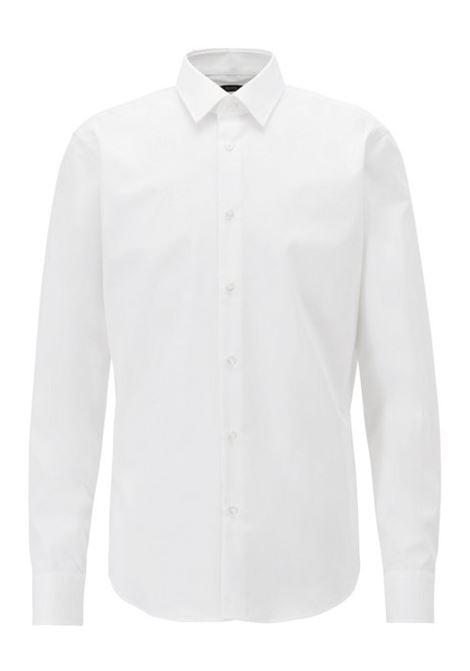 Camicia business in puro cotone. BOSS | Camicie | 50327680100