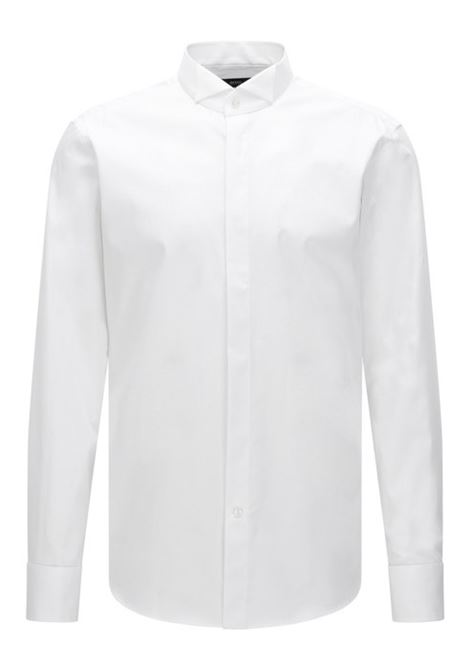 Camicia business regular fit in cotone con colletto HUGO BOSS | Camicie | 50327692100