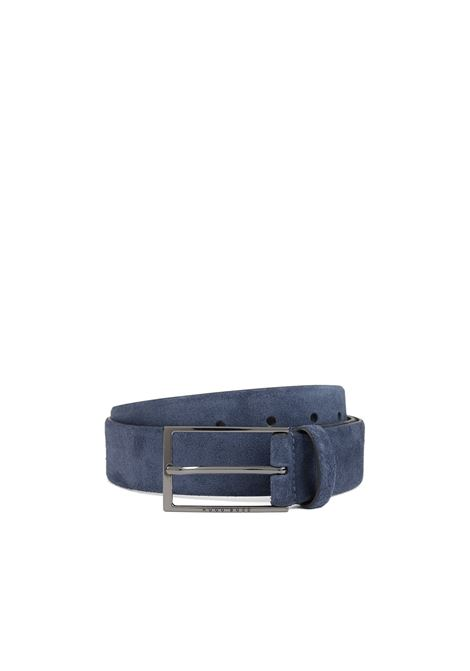 Cintura in pelle scamosciata. BOSS | Cinture | 50375225402