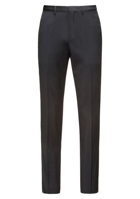 Extra-slim-fit trousers in virgin wool twill with natural stretch. HUGO BOSS HUGO BOSS |  | 50375354001