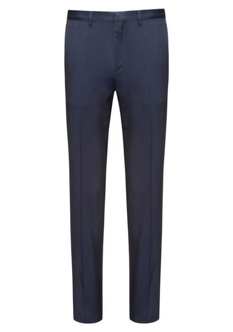 Extra-slim-fit trousers in virgin wool twill with natural stretch. HUGO BOSS HUGO BOSS |  | 50375354401