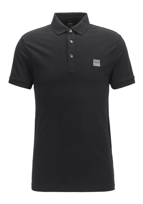 Slim-fit polo shirt in stretch cotton piqué BOSS | Polo Shirts | 50378334001