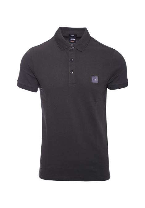 Slim-fit polo shirt in stretch cotton piquè BOSS | Polo Shirts | 50378334346