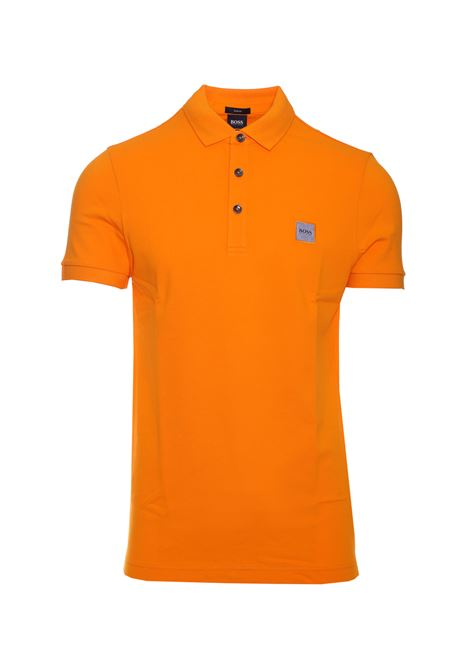 Slim-fit polo shirt in stretch cotton piqué BOSS | Polo Shirts | 50378334715