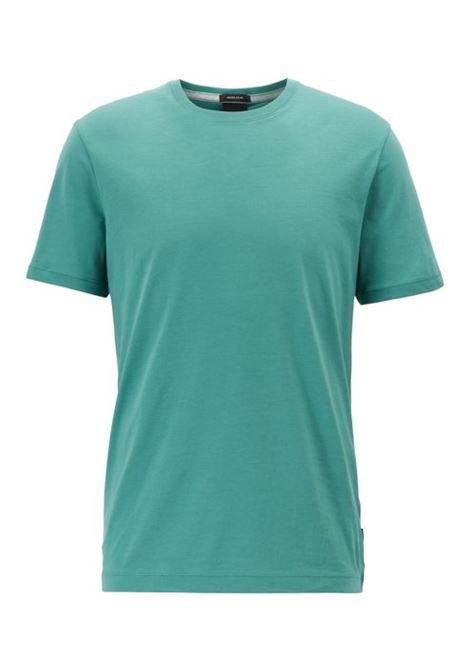 T-shirt regular fit in morbido cotone HUGO BOSS | T-shirt | 50379310351