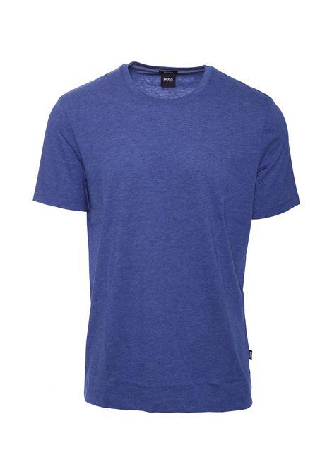 T-shirt regular fit in morbido cotone BOSS | T-shirt | 50379310475