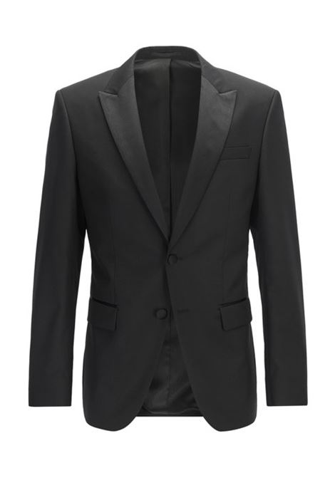 Slim fit jacket in virgin wool BOSS | Blazers | 50379895001