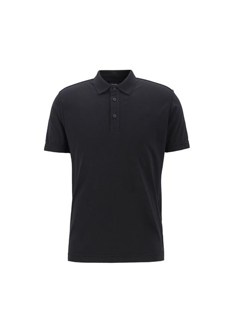 Polo relaxed fit in jersey di cotone ecologico. HUGO BOSS HUGO BOSS | Maglie | 50403270001