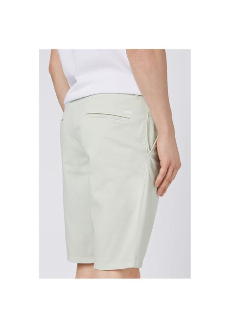 72c6882c9 Slim-fit chino shorts in double-dyed stretch satin BOSS | | 50403772335
