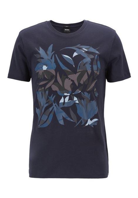 T-shirt stampa effetto 3D. HUGO BOSS HUGO BOSS | T-shirt | 50404041402
