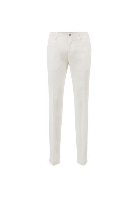 Pantaloni slim fit in lino. BOSS | Pantaloni | 50404395100