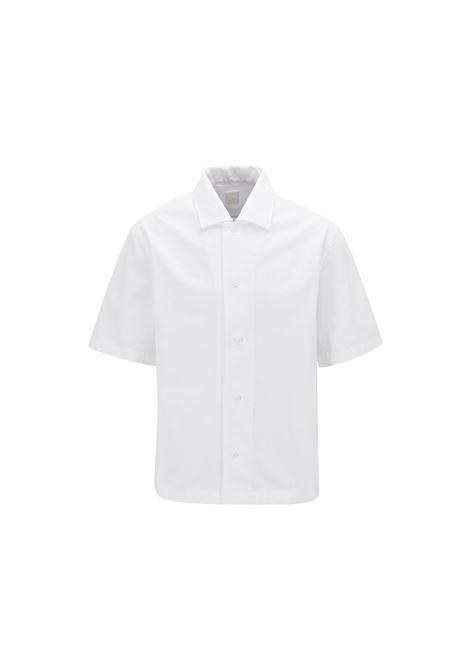 Camicia relaxed fit in twill di cotone pesante. HUGO BOSS | Camicie | 50404608100