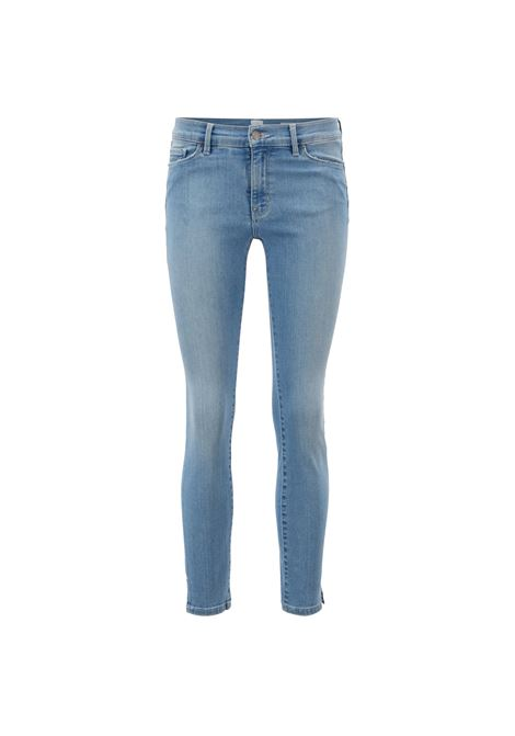 Skinny fit jeans slits at the bottom of the leg BOSS |  | 50405189445