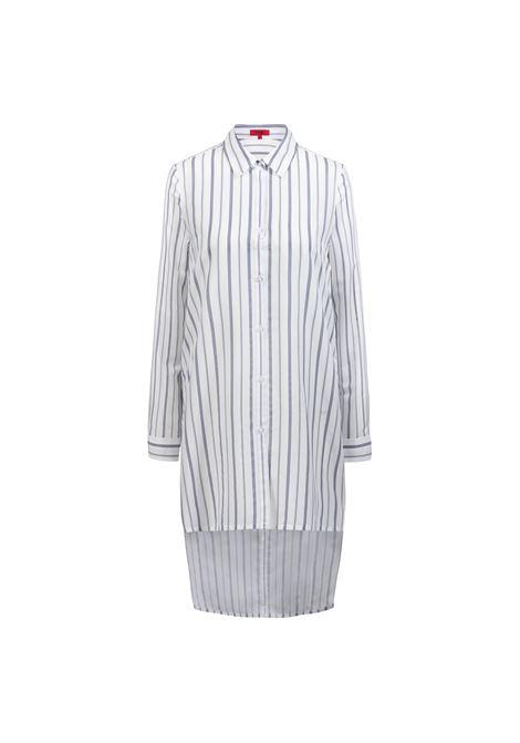 Long striped blouse HUGO |  | 50406093962