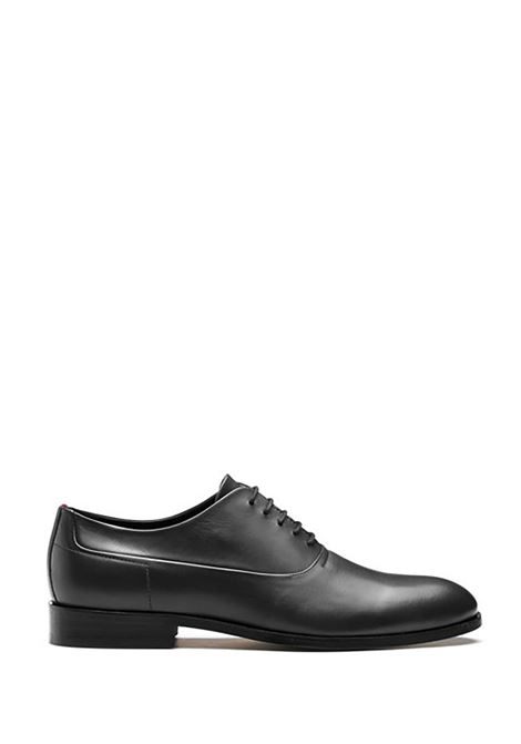 Scarpe oxford in pelle box-calf HUGO | Scarpe | 50407597001