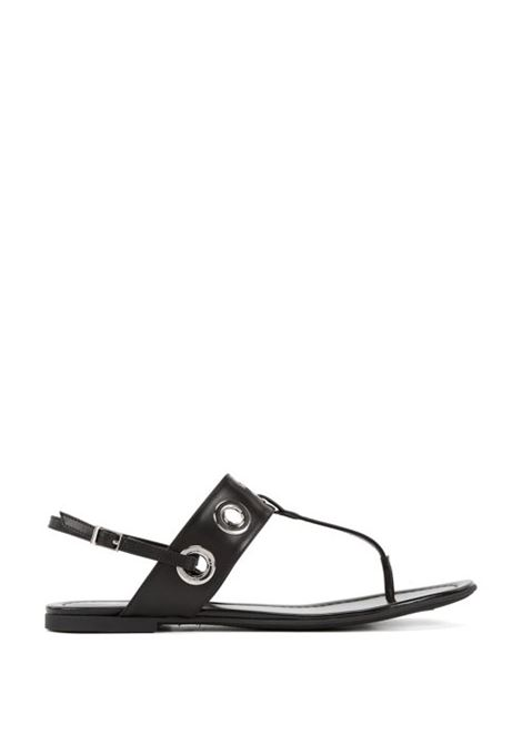 Leather sandals with removable straps BOSS |  | 50408043001