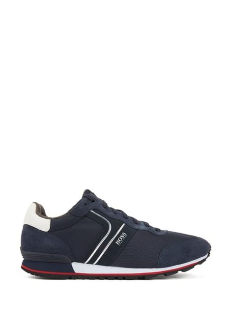 Sneakers con fodera interna in carbone di bambù BOSS | Scarpe | 50408084401
