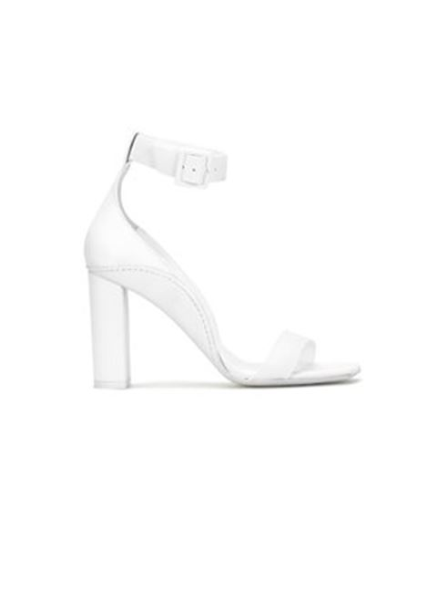 Sandali con cinturino alla caviglia e tacco quadrato HUGO BOSS | Scarpe | 50408152100