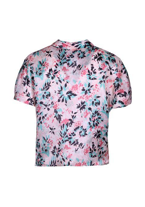 Camicia a fiori mezza manica. JUCCA | Camicie | J2912030/B1595