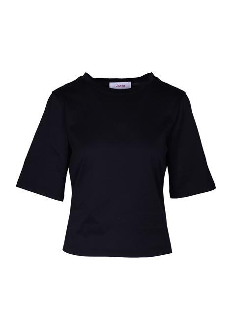 T-shirt oblò sul retro. JUCCA | T-shirt | J2918004/N003