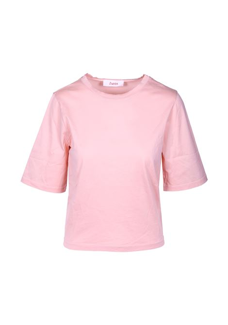 T-shirt oblò sul retro. JUCCA | T-shirt | J29180041595