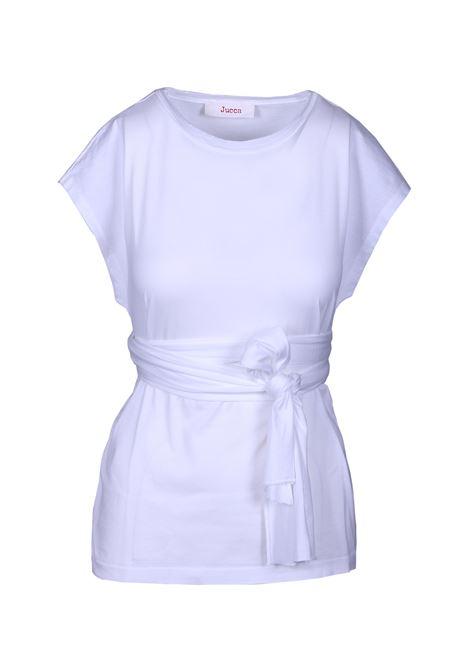 T-shirt con fusciacca. JUCCA | T-shirt | J2918006001