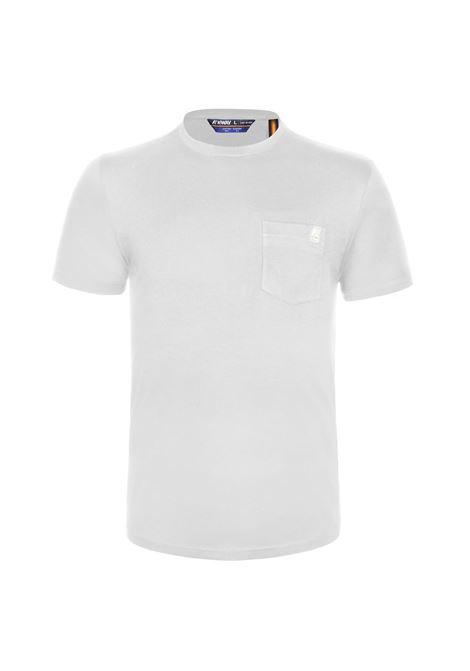 SIGUR T-SHIRT. K-WAY K-WAY | T-shirts | K00AI30K01