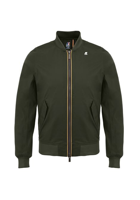 Bomber eusebe light cotton. K-WAY | Giubbini | K00ALW0576