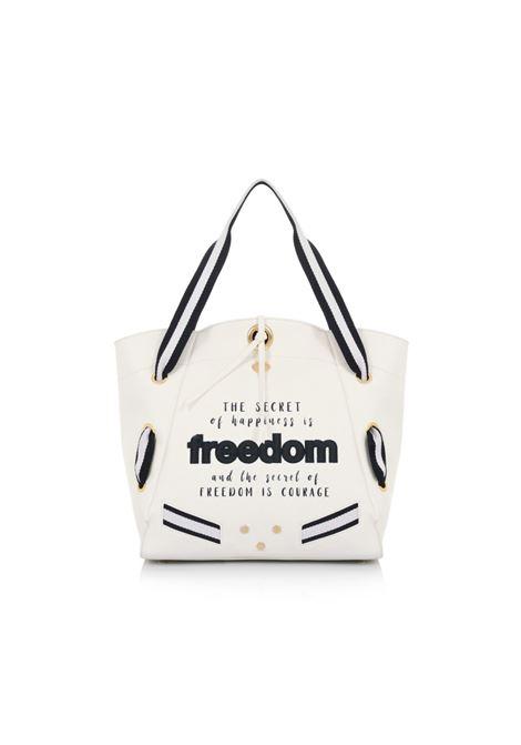 Borsa Classic Hobo FREEDOM White LE PANDORINE | Borse | DBS0234402
