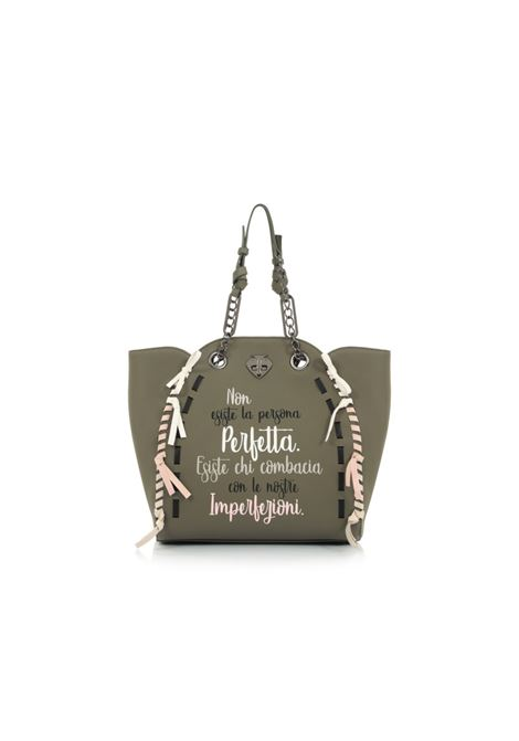 Classic Army Green IMPERFECTION bag LE PANDORINE | Bags | DBG02332-07