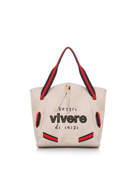 Borsa Classic Hobo VIVERE Taupe LE PANDORINE | Borse | DBS0234401