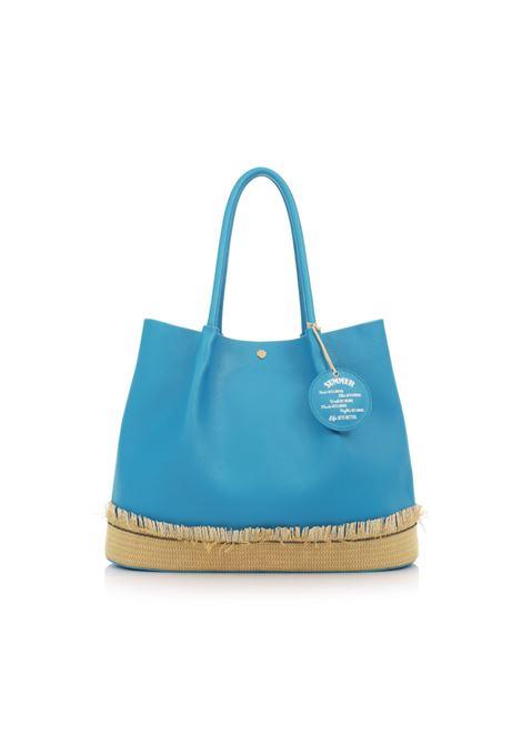 Borsa Sun Bag MUSIC Blue LE PANDORINE | Borse | DCI02360-04