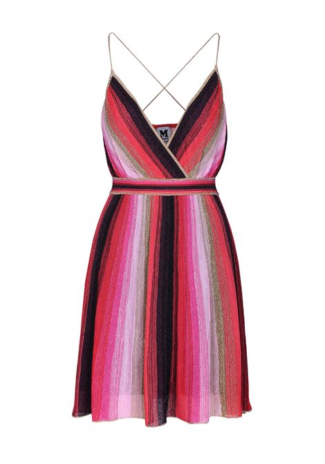 Empire style glitter dress. M.MISSONI M. MISSONI | Dresses | 2DG00056 2K0030L4022