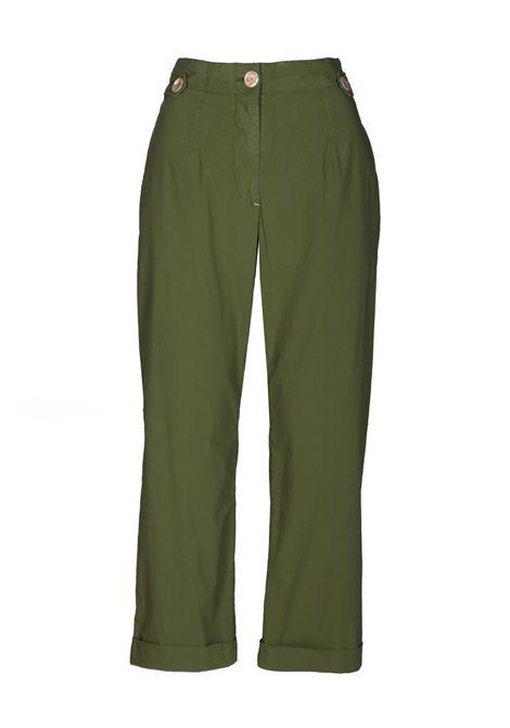 Pantaloni modello Dokas. MOMONI | Pantaloni | MOPA0050760