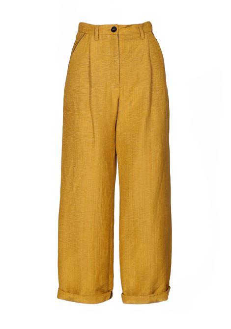 Pantalone morbido modello Mikonos. MOMONì MOMONI | Pantaloni | MOPA0230731