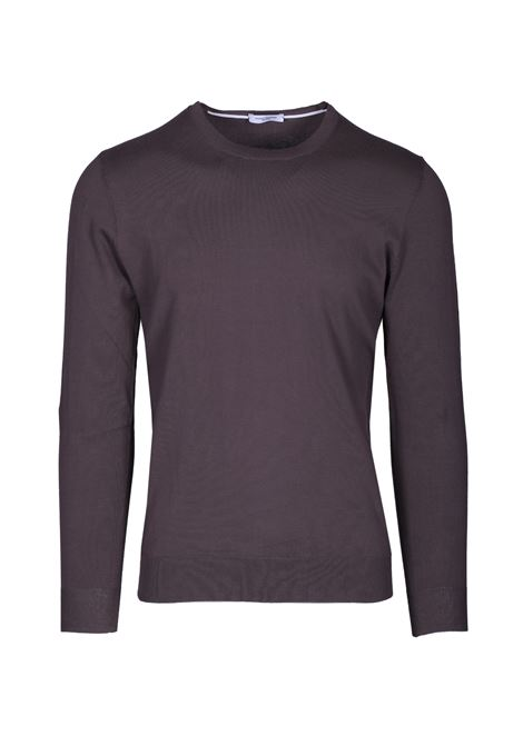 Long sleeve crew neck sweater PAOLO PECORA | Sweaters | A001 F1005746