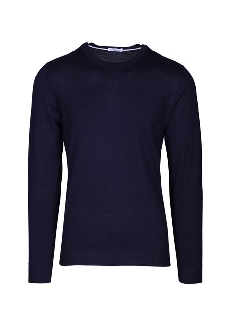 Long sleeve crew neck sweater PAOLO PECORA | Sweaters | A002 F2006685