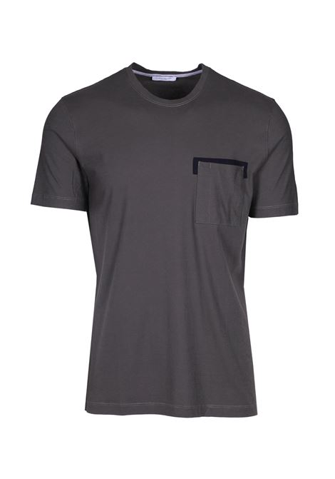 T-shirt with pocket PAOLO PECORA | T-shirts | F041 41695719
