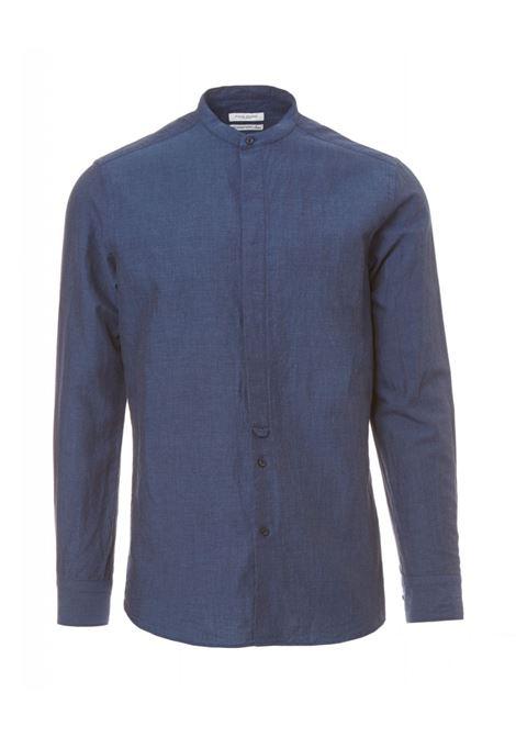 Camicia con collo alla coreana PAOLO PECORA | Camicie | G011 T0066003